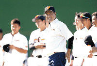 【巨人】高木京介の猛アピールに原監督「いいボール」