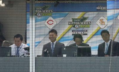 中日・松坂、日本シリーズのゲスト解説で出演「選手としてはこのグラウンドに…」
