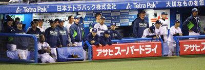 ヤクルトノーノー食らい連敗で敗退小川監督「勝負に負けたということ」山田哲「強い、いい投手」