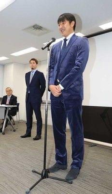 巨人、前マリナーズの岩隈獲得を発表8年ぶり日本球界復帰…今オフ5人目の大型補強