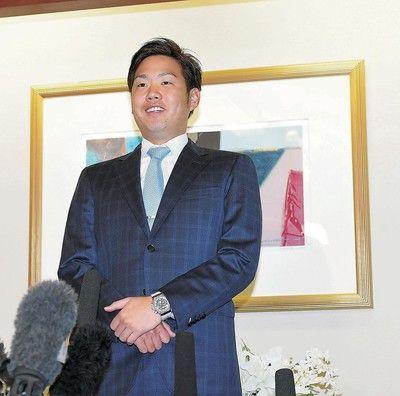 西勇輝、阪神移籍の決め手移り変わるFA選手の思い
