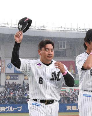 ロッテ井口監督、補強終了を明言「若手でたくさんいい選手いる」