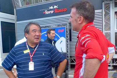 F1 Topic:タイヤサプライヤーを狙うハンコックが元フェラーリの浜島裕英とコンサルタント契約へ
