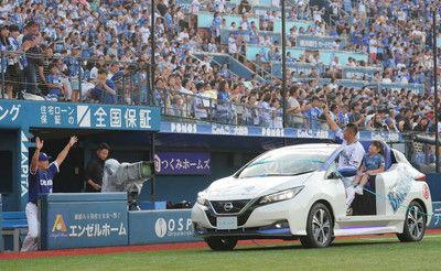 松坂空っぽの中日ベンチから最後まで盟友・後藤見守るネットも号泣「ありがとう松坂」