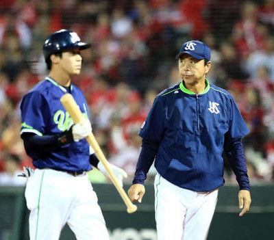 小川監督「3連覇はすごい。そういう思い」広島称賛