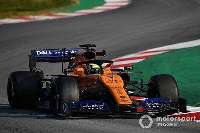 マクラーレン最速。レッドブル・ホンダが速さと信頼性を発揮。メルセデスにはトラブル発生!:F1合同テスト後半初日レポート