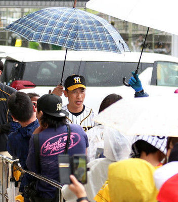 阪神矢野監督が理想語るマルテは「5番とか6番」