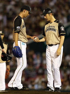日本ハム吉井コーチが退団へ、16年日本一に尽力