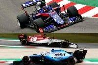 【F1テスト3日目タイム】午前アルファロメオ、午後トロロッソ・ホンダがトップ!ウィリアムズ、デビュー