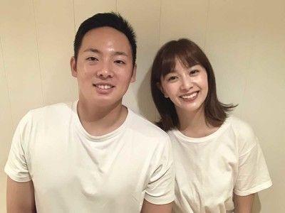 楽天・松井石橋杏奈と結婚TDLでプロポーズ出会って1カ月直球告白もTDL