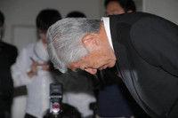 日大・内田監督が辞意表明悪質タックル問題で関学大に謝罪