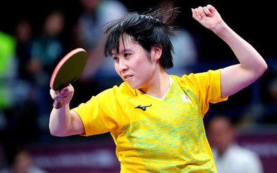 卓球・ユース五輪 平野美宇 決勝で敗れるも日本女子史上初の銀メダル