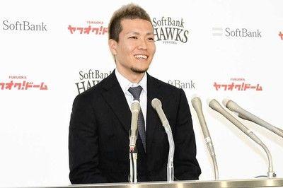 鷹、千賀のポスティング要望に三笠本部長「考えなきゃいけない」年明けに話し合い