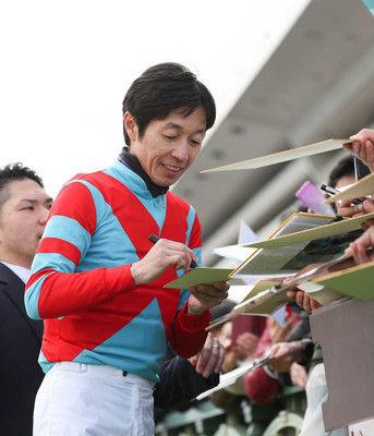 来月50歳の武豊が20勝一番乗り!1日4勝の固め打ちでリーディング1位に再浮上