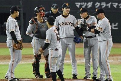 広島に7勝17敗1分と負け越した巨人解説陣はどうみた?