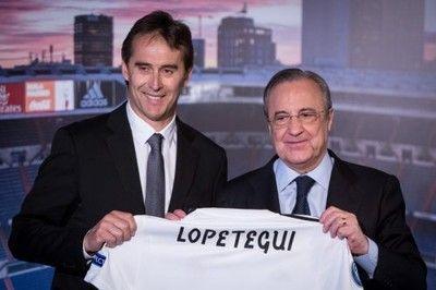 スペイン代表電撃解任の翌日…ロペテギ監督、レアルとの3年契約にサイン