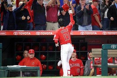 【MLB】大谷翔平が圧巻の初本塁打&3安打指揮官絶賛「実力発揮」、5日もDH起用明言