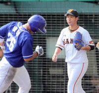 【巨人】鍬原1回5失点に宮本コーチ「早めに次の試合で登板させたい」