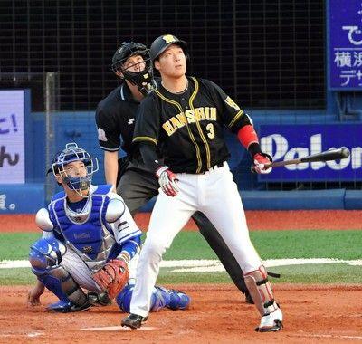 阪神が4年ぶりの1試合20得点達成大山は6の6、3本塁打八回に9得点