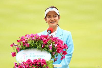 女子ゴルフ視聴率は微増も観客数は前年割れ