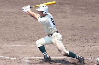【高校野球】元メジャー右腕も唸るプロ注目・小園の才能大会タイ3二塁打に「物が違う」