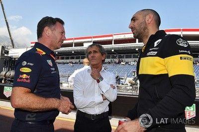 レッドブルはホンダとルノー、どっちを選ぶ?ルノーはレッドブルにPU早期決定を要求「オーストリアGPまでは待たない」