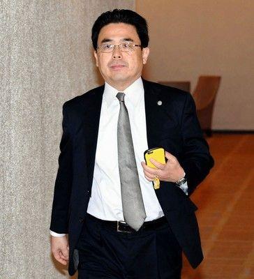 阪神・谷本本部長、FA西は進展なし「そっとしておいて」
