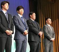 【ロッテ】井口監督、丸獲得の吉報待つ「地元・千葉の選手がくることを念じましょう」