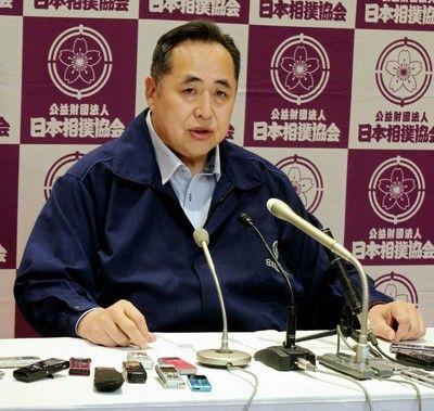 相撲協会貴乃花親方への圧力を否定「事実も一切ない」と芝田山広報部長