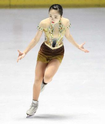 本田望結、フリーでミス響き12位妹と同じ舞台に喜びも「姉らしい演技できず申し訳ない」