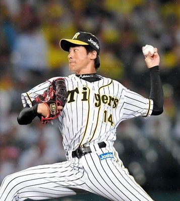 阪神・能見が2年ぶりの中継ぎ登板1回無失点