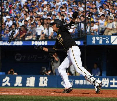 阪神藤浪がプロ初満塁本塁打!3勝目へ左翼席ズドン