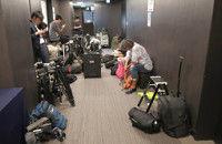 アメフト関東学連、日大への処分発表会見に報道陣250人超