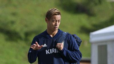 本田圭佑、W杯終了後は恩師を訪ねイタリアへ?「フリーだしインザーギの所へ行くかも」