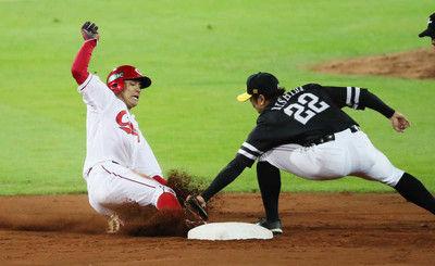 【追球】盗塁仕掛けることで甲斐に重圧を広島布石打ったギャンブルスタート