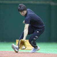 【巨人】中井「来季へ向けてもう始まっている」野手最速始動