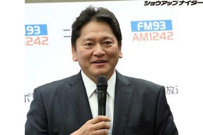 佐々木氏、若田部コーチがマウンドへ行くタイミングに…