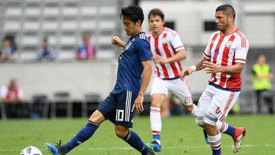 日本代表、鮮やかなボレー弾を浴びて失点…W杯前ラストマッチも前半に先制許す