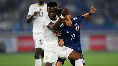 苦しい日本代表、PKから2失点目…ロシアW杯メンバー発表前国内最終戦