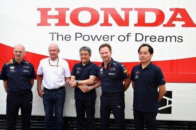 「ホンダF1にとって2019年は失敗が許されないシーズン」と山本MS部長。レッドブルへの供給に向けPUのさらなる改善を目指す