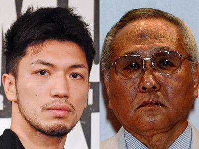 山根会長「政治的に考え」息子を村田セコンドに「カリスマ山根言われてますから」