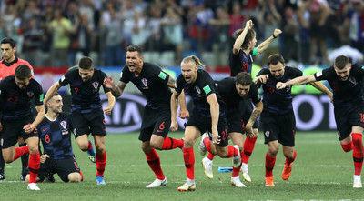 息詰まる激闘制したのはクロアチア!PK戦でデンマーク下し、20年ぶりの8強進出/W杯ベスト16