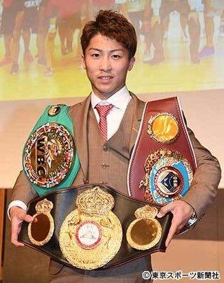 3階級制覇王者・井上尚弥WBSSへ「出るからには優勝したい」