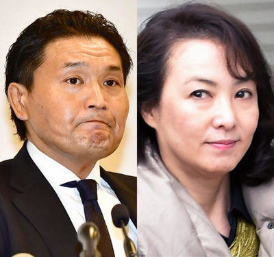 元貴乃花親方の花田光司氏が景子夫人と離婚