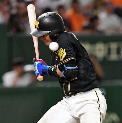 阪神・北條への死球であわや乱闘山田コーチは巨人ベンチに絶叫
