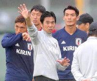 森保ジャパン11月にキルギス代表と対戦