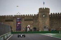 【F1レース速報】最後まで大波乱!トップのボッタス、まさかのパンクでリタイア!ペレスが3位/F1第4戦アゼルバイジャンGP