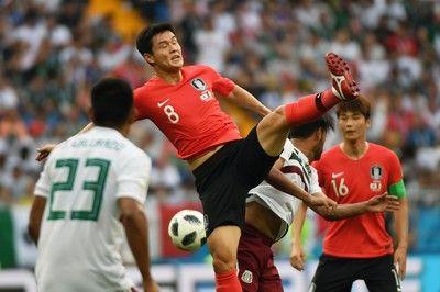 韓国代表MF、独との最終戦控え「可能性は1%に上がった」