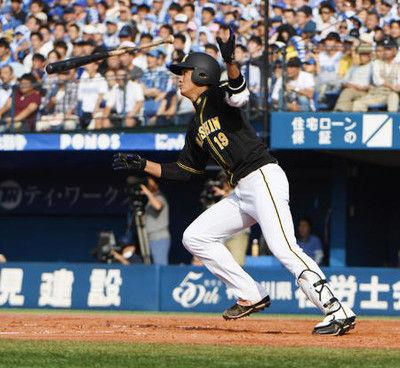 阪神20得点大勝で最下位脱出DeNA今永10敗