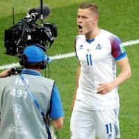"""アイスランド、アルゼンチン戦""""視聴率""""99・6%!ほぼ国民全員が見た!"""